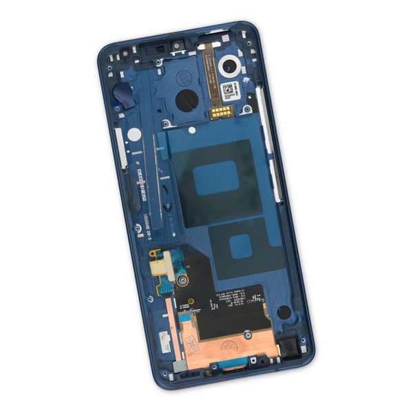 LG G7 ThinQ Screen / Blue