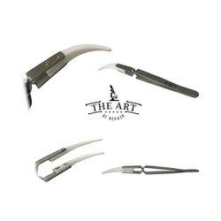 Inverse Ceramic Desoldering Tweezers
