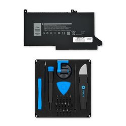Dell Latitude 7280 and 7480 Replacement Battery / Fix Kit / 42Wh