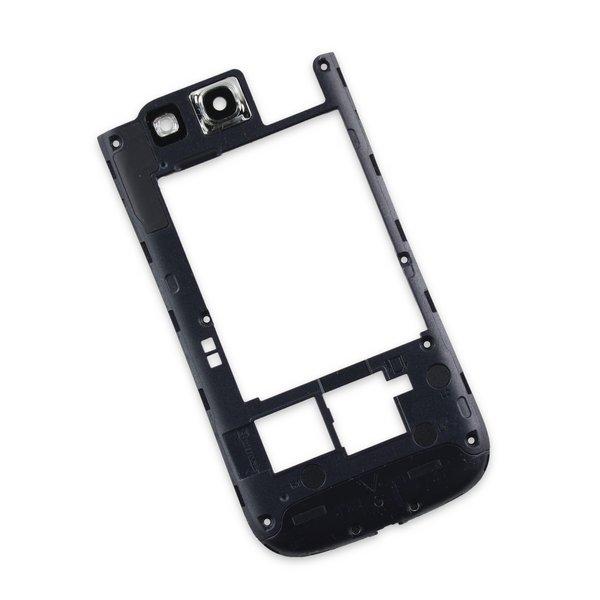 Galaxy S III Midframe (Verizon) / Black / A-Stock