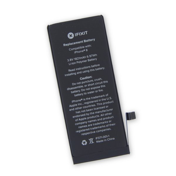 iPhone 8 Replacement Battery / Part Only