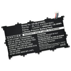 LG G Pad 10.1 Replacement Battery