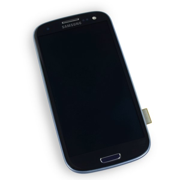 Galaxy S III LCD Screen and Digitizer Assembly (Sprint) / Blue / New