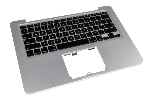 MacBook Unibody (A1278) Upper Case (Non-Backlit)