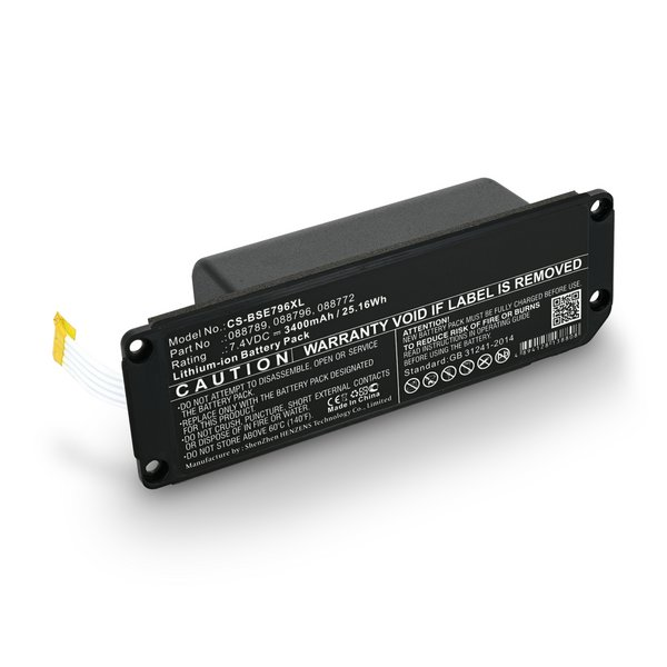 Bose SoundLink Mini II Replacement Battery / Without Power Supply Board