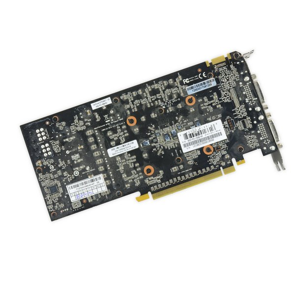 GeForce GTX 560 Ti Graphics Card
