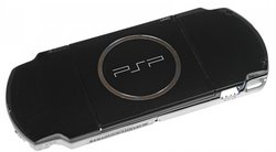 Sony PSP 300xc Rear Case