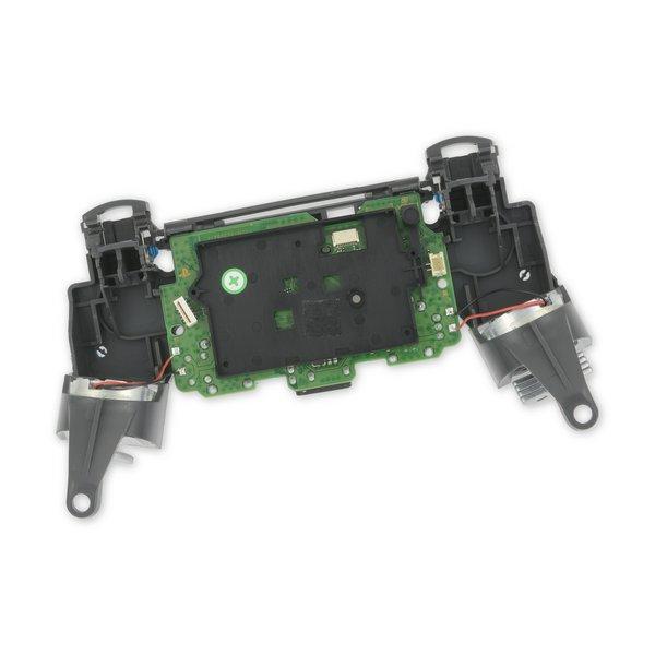 DualShock 4 Controller Motherboard and Midframe Assembly (JDM-050)