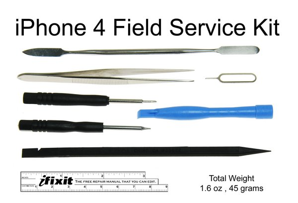 iPhone 4/4S CSDA Field Service Kit