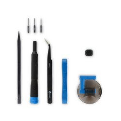 iPhone 5 and 5c Home Button / New / Black / Fix Kit