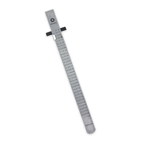iFixit 6 Inch Metal Ruler