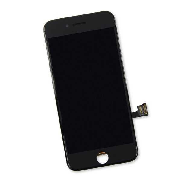 iPhone 8 Screen / Black / Part Only