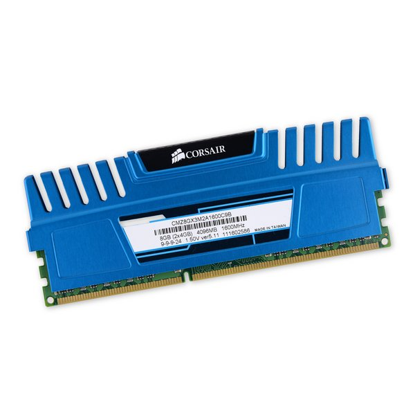 Corsair PC3-12800 (Desktop) 4 GB RAM DIMM Chip