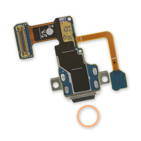 Galaxy Note9 (US/Europe Single SIM) Charging Assembly / New