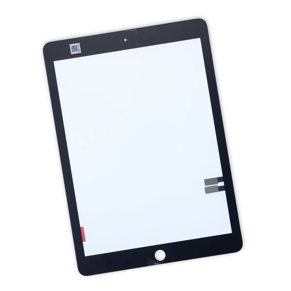 iPad 6 Front Glass/Digitizer Touch Panel / Black