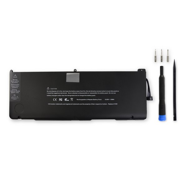 "MacBook Pro 17"" Unibody (Early-Late 2011) Replacement Battery / Fix Kit"