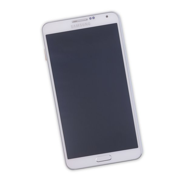 Galaxy Note 3 Screen and Digitizer Assembly (T-Mobile/AT&T) / New / White