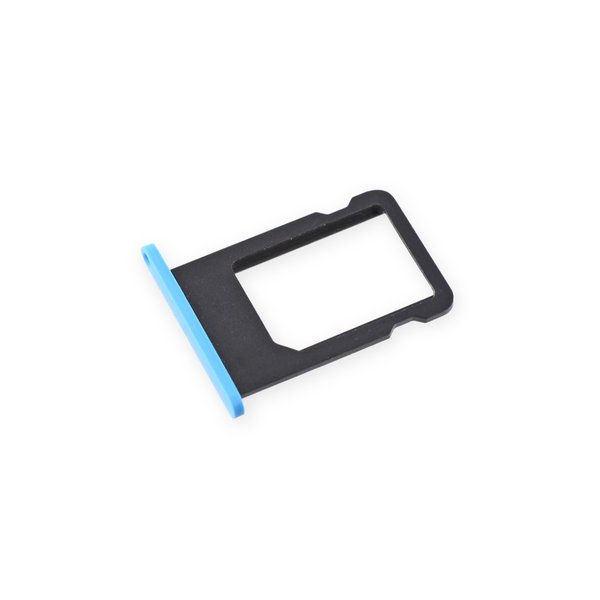 iPhone 5c SIM Card Tray / Blue