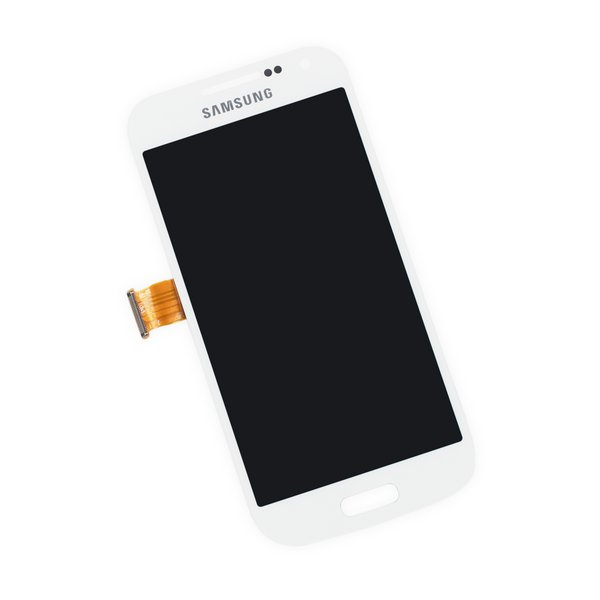 Galaxy S4 Mini AMOLED and Digitizer / White
