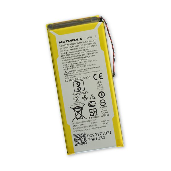 Moto G4/G4 Plus Replacement Battery / Part Only