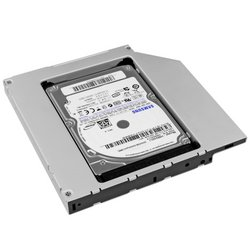 12.7 mm SATA Optical Bay SATA Hard Drive Enclosure