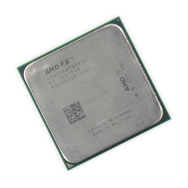 AMD FX-8120 Black Edition Desktop CPU