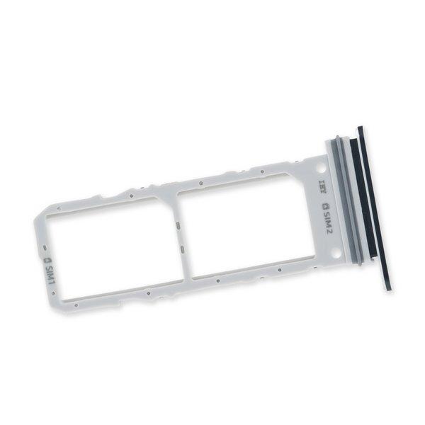Galaxy Note10 Dual SIM Card Tray / Black
