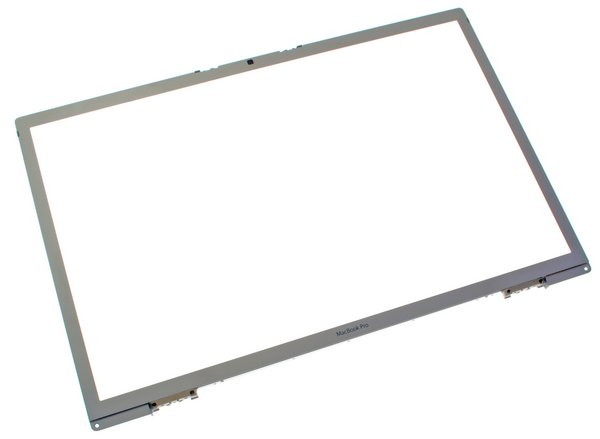 "MacBook Pro 15"" (Models A1226/A1260) Front Display Bezel"