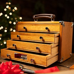 Oak Gerstner Toolbox