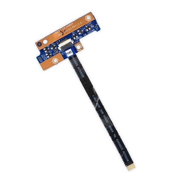 Alienware M14x-R2 (P18G) Power Button Board