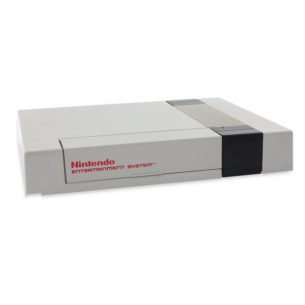 Nintendo NES-001 Top Case