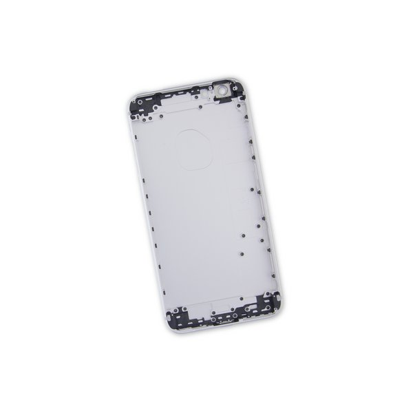iPhone 6s Plus Blank Rear Case / Silver