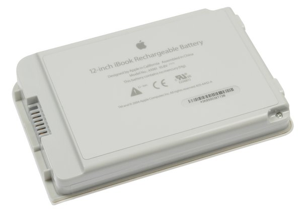 """iBook G4 12"""" Battery (New)"""