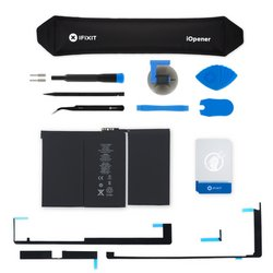 iPad 2 Battery / New / Fix Kit / Black