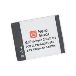 GoPro Hero2 Replacement Battery