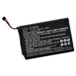 Garmin Nuvi 2757/2797 and Dezl 760 Replacement Battery