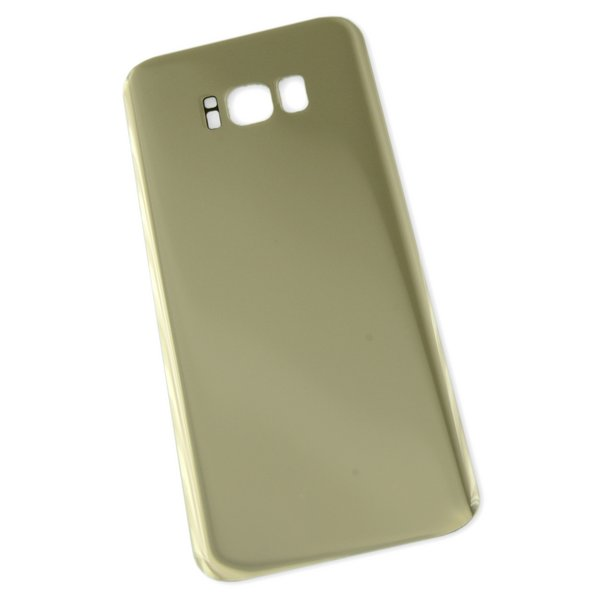 Galaxy S8+ Rear Glass Panel/Cover / Part Only / Gold
