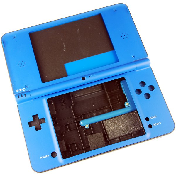 Nintendo DSi XL Outer Shell / Blue / A-Stock