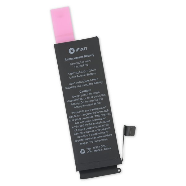 iPhone SE Replacement Battery / Part and Adhesive