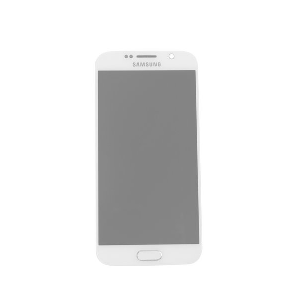 Galaxy S6 Screen and Digitizer Assembly (AT&T) / White / A-Stock