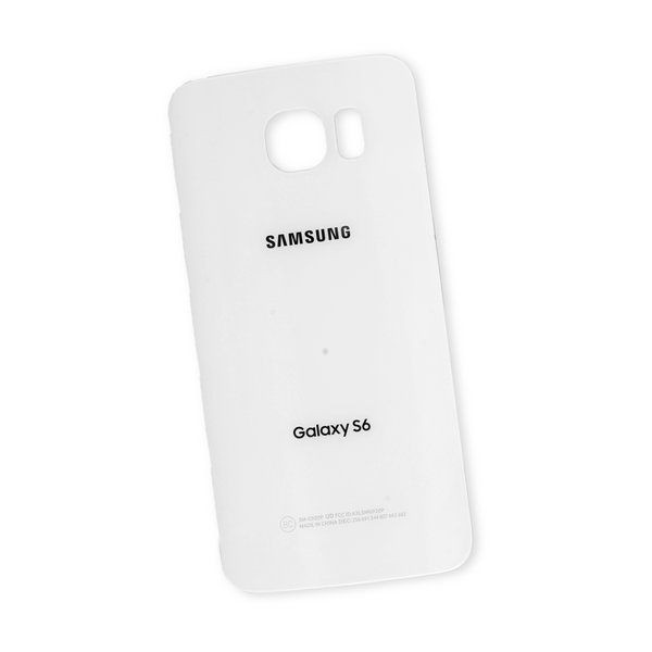 Galaxy S6 Rear Panel (Sprint) / White / A-Stock