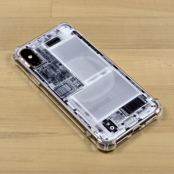 iFixit Insight iPhone X Case / X-Ray