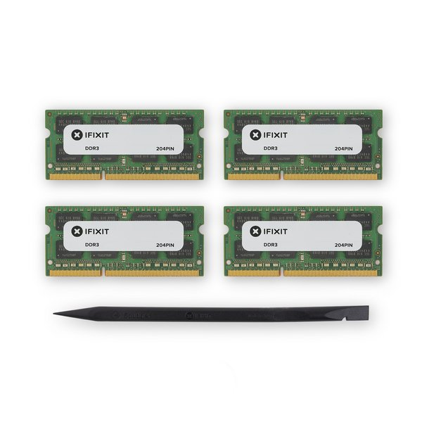 "iMac Intel 27"" EMC 2639 (Late 2013) Memory Maxxer RAM Upgrade Kit"