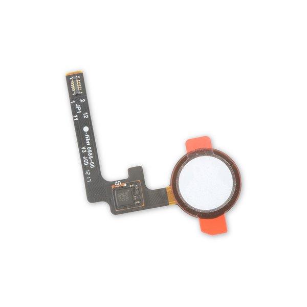Google Pixel 2 Fingerprint Sensor / White