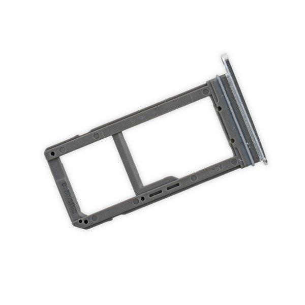 Galaxy S7 Edge SIM and SD Card Tray / White / New