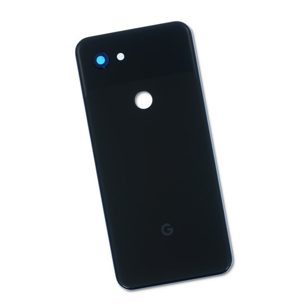 Google Pixel 3a Rear Case / Black