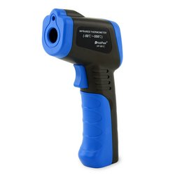 IR Thermometer / Blue & Black / US