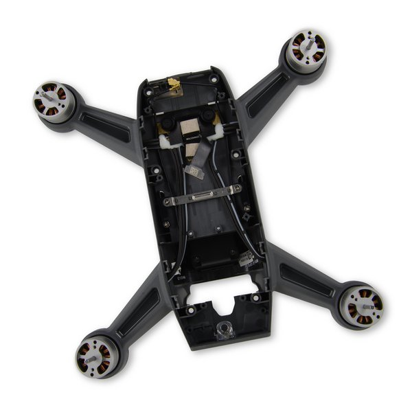 DJI Spark Middle Frame Assembly with Motors