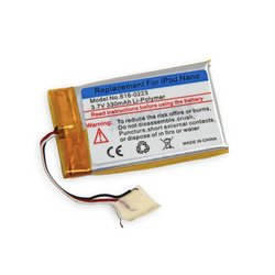 iPod nano Gen 1 Replacement Battery