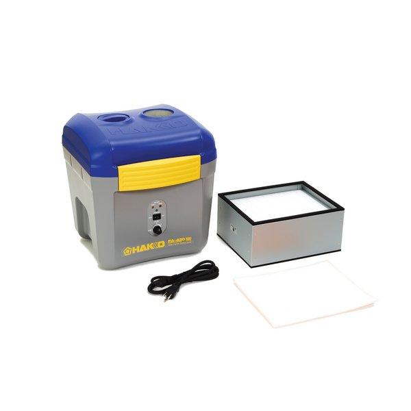Fume Extraction System Hakko FA430 / Base unit only